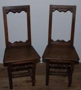 Paar Lorraine-stoelen