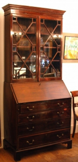 Bureau-bookcase