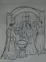 Le baptème (De doop)