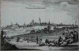 Vuë de la Ville de Louvain
