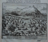 Spaanse troepen belegeren Leuven