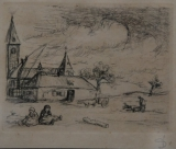 De kerk van 'Ginderachter'