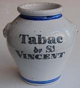 Tabakspot 'Tabac de St. Vincent'