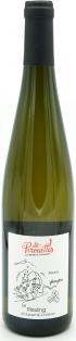 Les Vins Pirouettes Riesling d'Hubert & Christian 'GlouGlou'