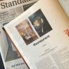 Standaard Magazine beloont Wijnbistro met '4 bordjes'