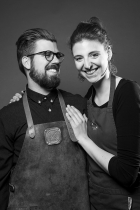 Laura Massa & Ruben Marck, foodies pur sang