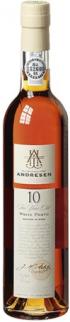 J.H. Andresen White Porto 10 Years Old (500 ml)