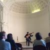 Floris De Rycker speelt Spaanse barok in 'geheime' kapel in Mechelsestraat