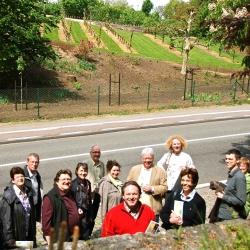Verrassende wijnwandeling door Leuven